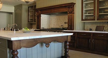 Kitchen Island Detail 437x234